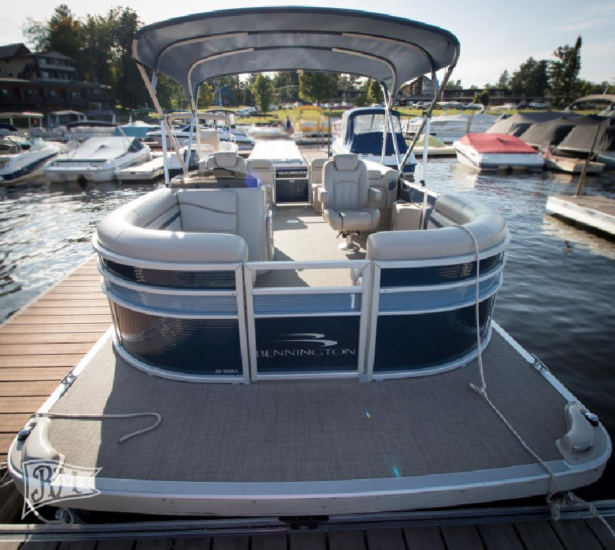 2016 Bennington 20 SSRX Pontoon Boat in Old Forge, NY