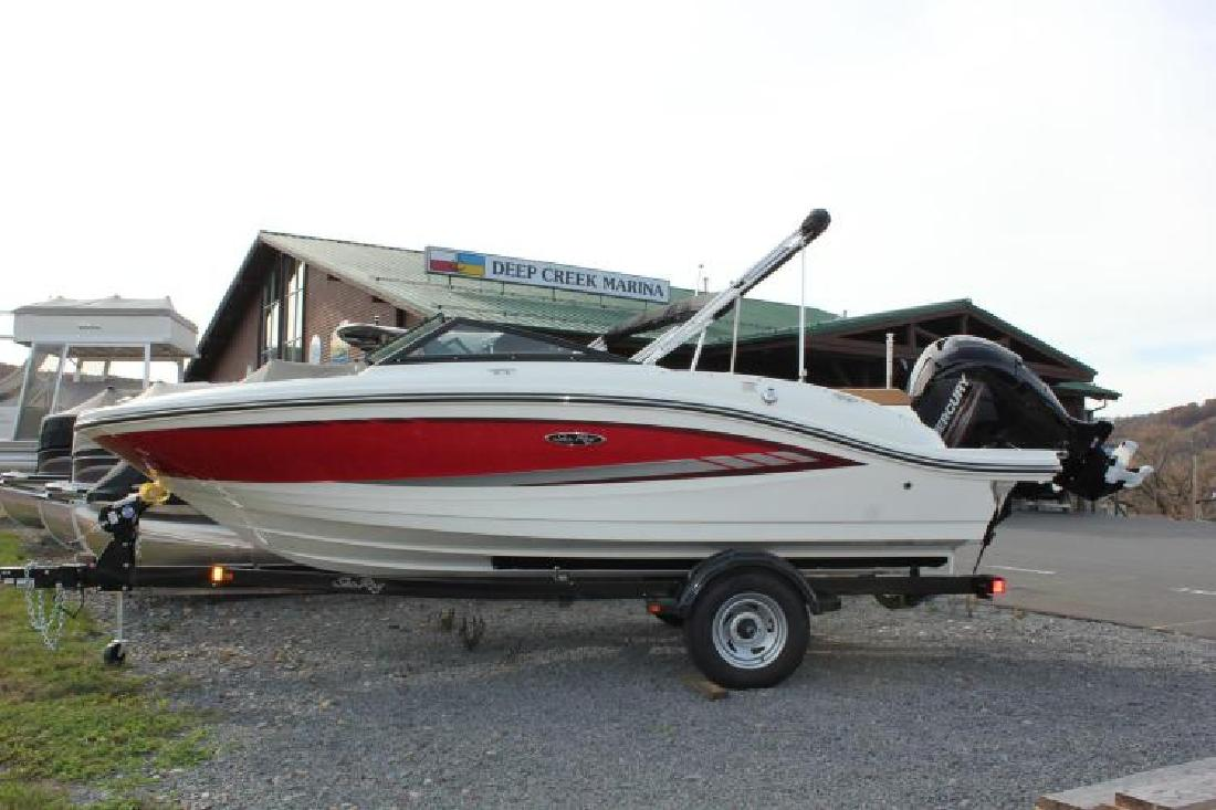 2016 Sea Ray Boats 19SPX -OUTBOARD McHenry MD