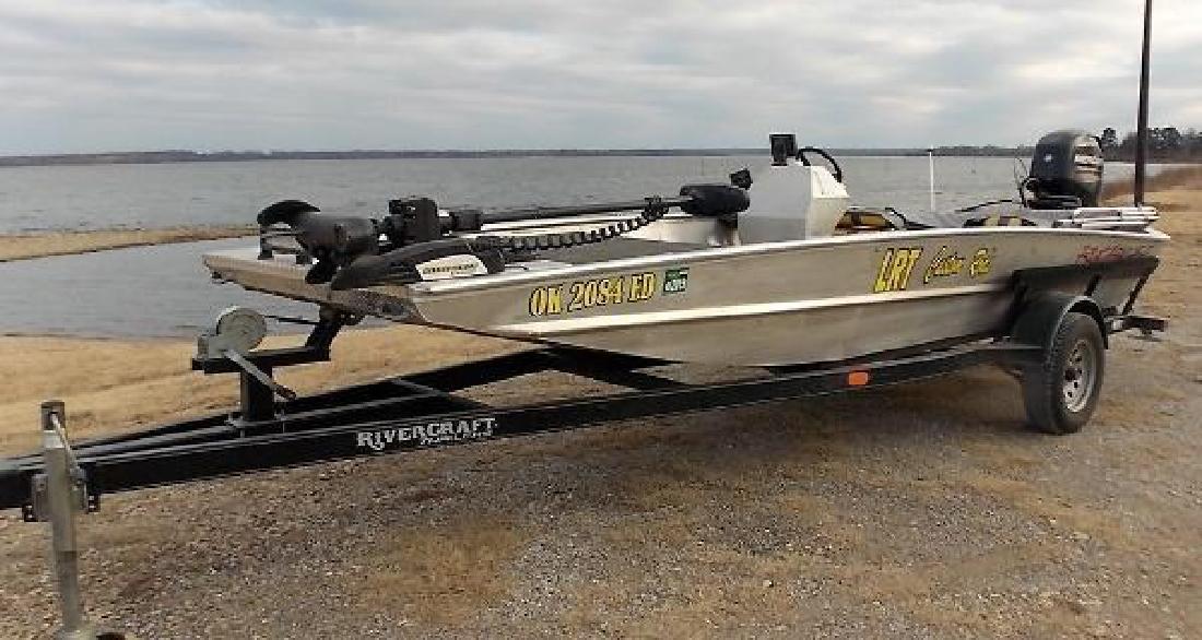 2017 Blazer Jet Boat Bernice OK