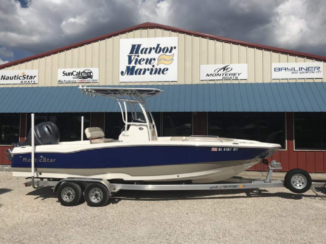 2017 NauticStar Boats 231 Angler Pensacola FL