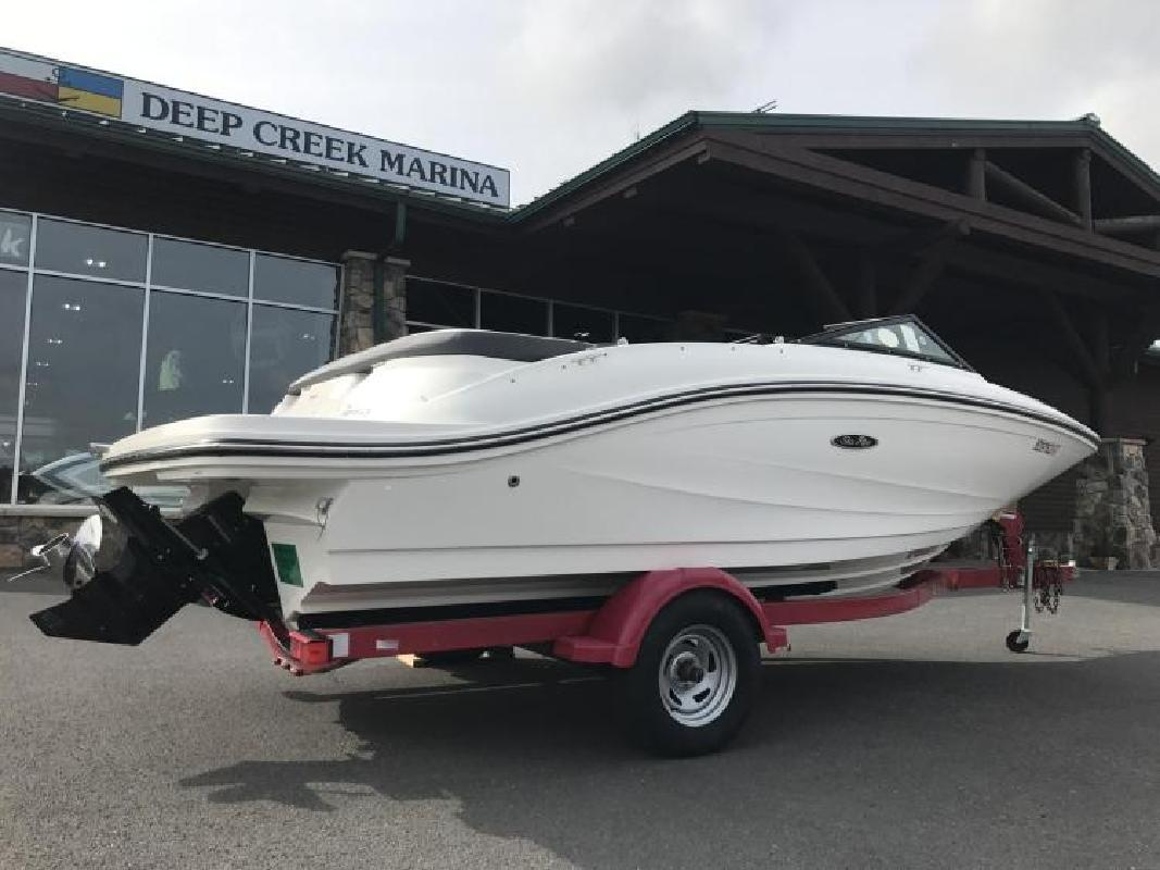 2017 Sea Ray Boats 19SPX McHenry MD