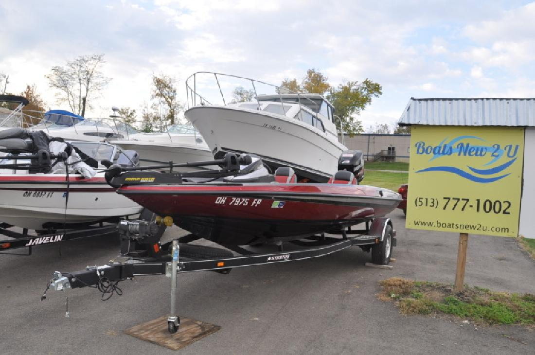 2017 Stratos Boats 189 VLO West Chester OH