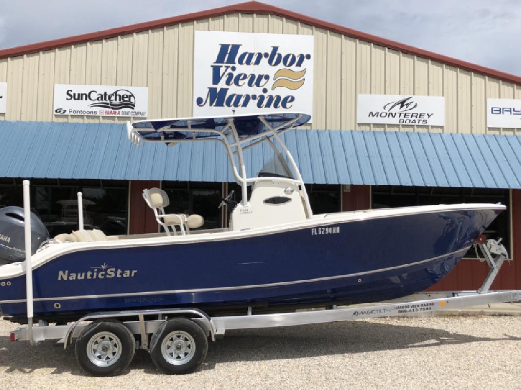 2018 NauticStar Boats 2302 Legacy Pensacola FL