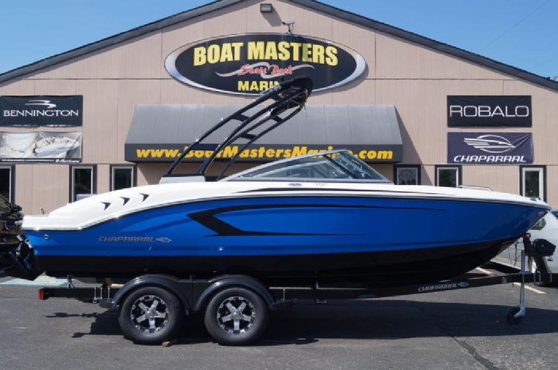 2019 Chaparral 21 H20 SPORT in Akron, OH