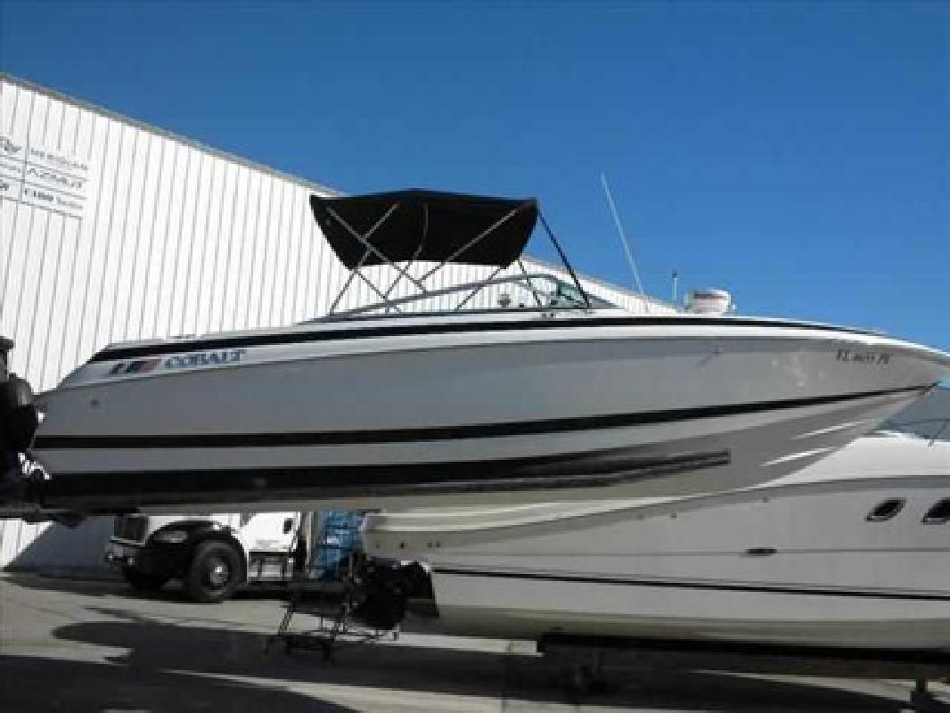 $22,966 2000 Cobalt Boats 252