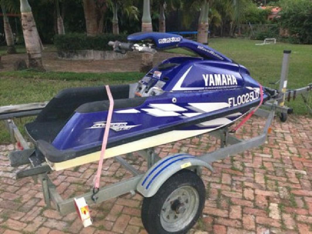 Yamaha stand up jet skis for sale