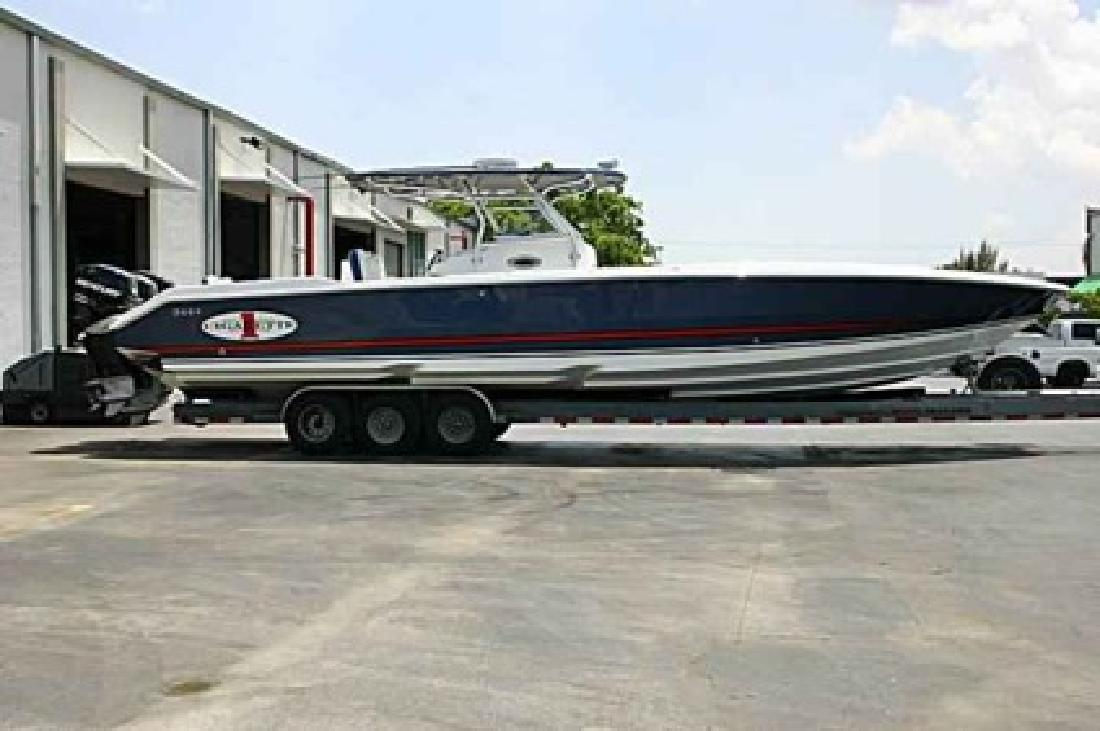 $319,995 2012 Cigarette 39 Top Fish