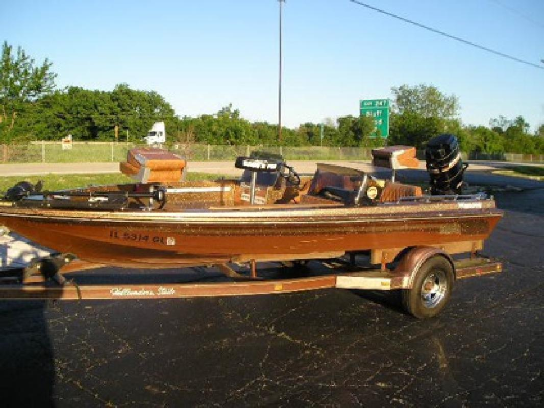 $3,950 OBO Ranger Bass Ski Boat Great Condition Pos Trade 4 Old Hot Rod CA