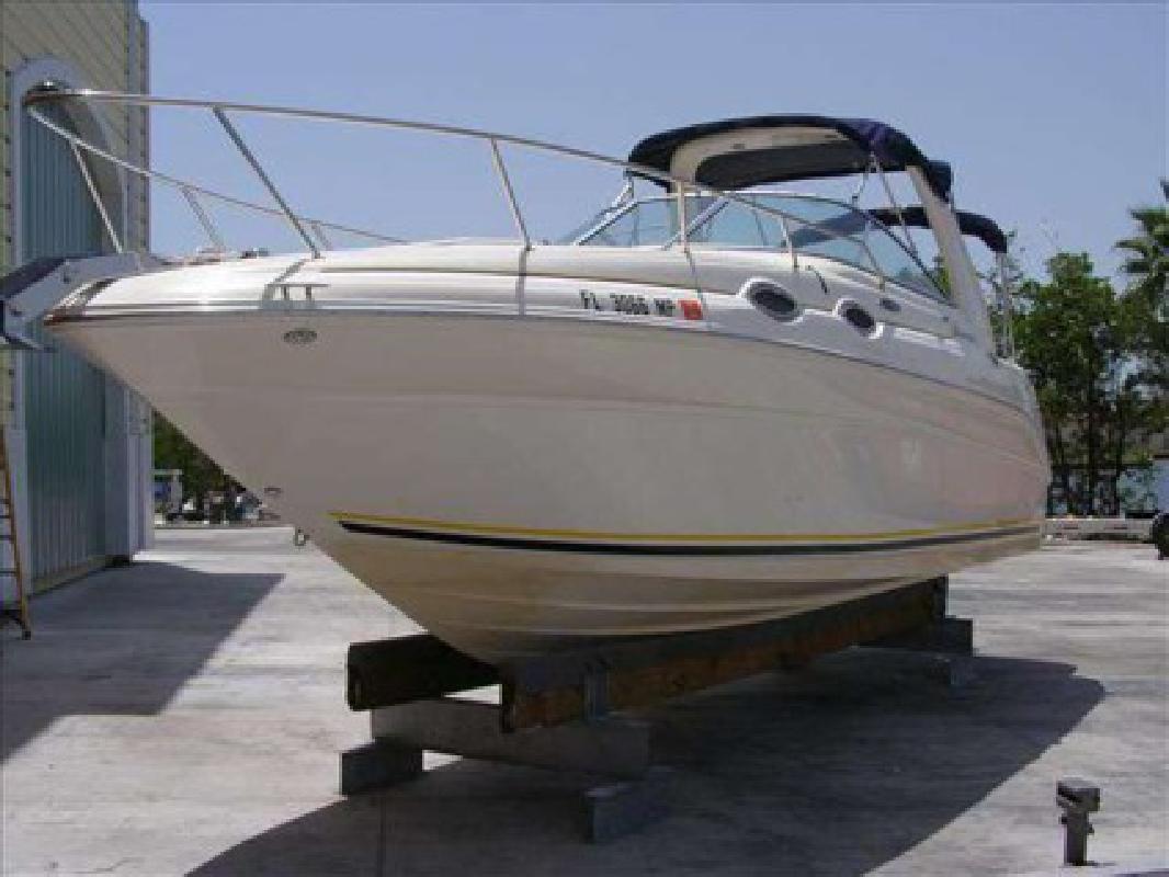 $42,000 2004 Sea Ray 260 SUNDANCER
