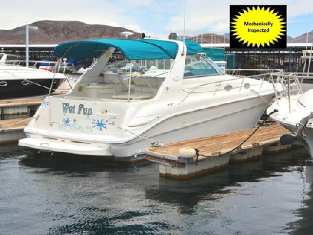 $44,950 33' Sea Ray 330 Sundancer