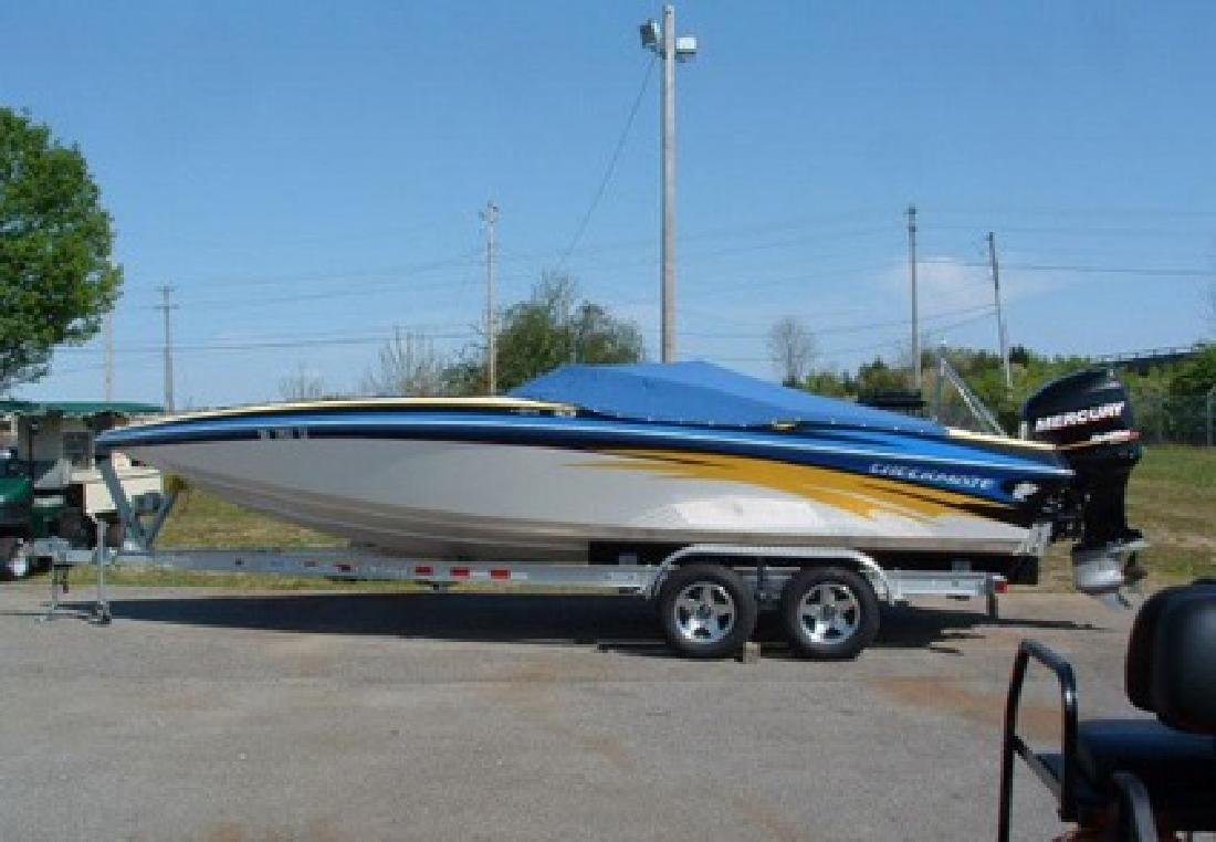 $45,000 2009 Checkmate Boats Inc 2400BRX