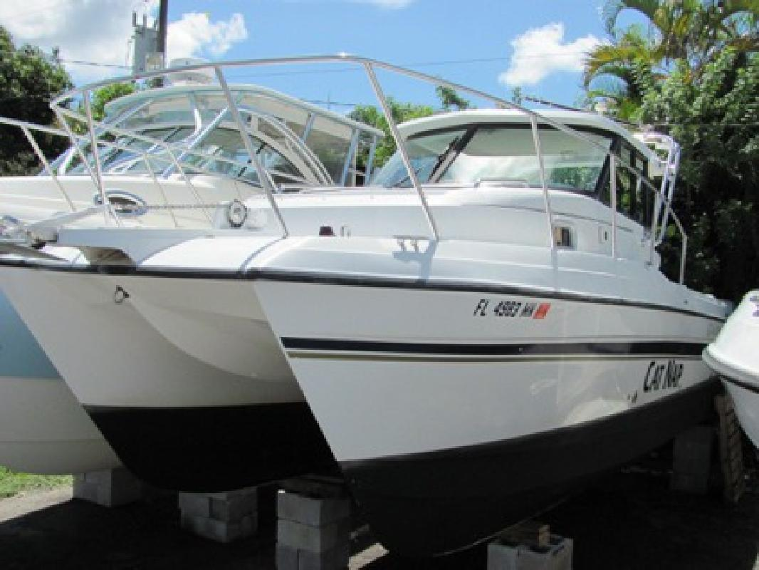 $58,950 2004 Glacier Bay 2685 Coastal Runner