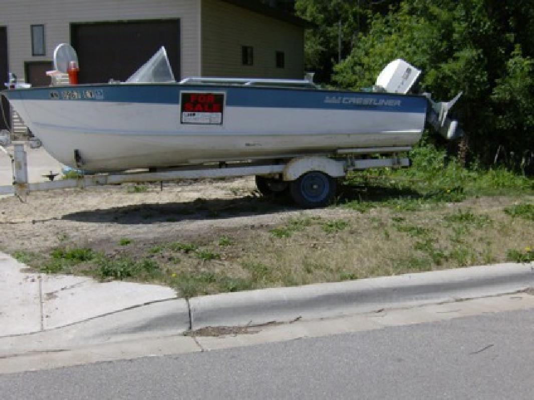 $700 ALUM Fishing Boat UNDER $1,000