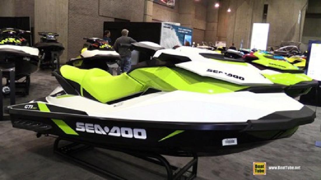 $9,200 2015 Seadoo GTI 130