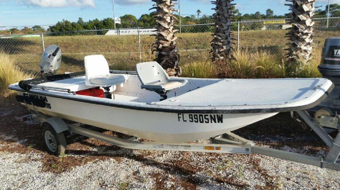 Carolina Skiff - J16 SS in Hudson, FL