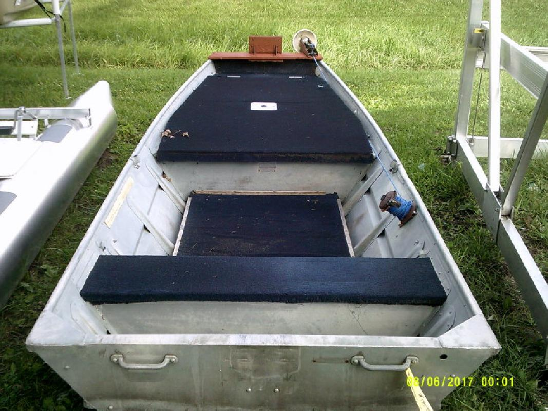 Used Jon Boat in Wautoma, WI