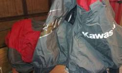 """This cover is brand new, never used.I got it hoping it would fit my yamaha waveraider or my seadoo gti and it does not.This is not a cheap knock off cover , it is a Kawasaki """"OEM"""" cover !It should fit just about any year stx 900-XXXX. If you want to bring"""