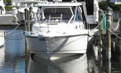 2006 Boston Whaler 305 CONQUEST Super Clean 305 Conquest. Cruise, Fish and Dive this one offers it all in comfort & style. Ammenities include Galley, Head, AC, Genset, Twin Mercury Verado Power and much more. You will be hard pressed to find a cleaner