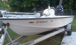 2001 Redfisher flats boat. 2001 Yamaha 225 Vmax. 2001 Boatmaster trailer. 24 volt Motor Guide trolling Motor. On board charger 3 batt. SS prop. 6 ft power pole. Hydraulic steering. 3 live wells. First 11,000 takes it. Already bought a smaller boat must