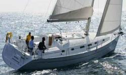 2005 Beneteau 43 Cyclades Cyclades beneteau 43.3 by Aibsailing!AIBSAILING offer to you this speedy and comfortable sailing yacht cyclades beneteau 43,3. Is the only sailing yacht in her category and this size which have 3 double cabins and 3 wc!Is the