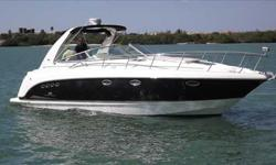 2006 Chaparral 350 SIGNATURE *Brokerage Listing:This Chaparral is by far one of the NICEST 350 Signatures on the market!! She is targeted for long distance getaways and had set the standard for CRUISING ELEGANCE! She has been VERY WELL MAINTAINED and just
