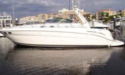 2002 Sea Ray 38 SUNDANCER Bring all offers. Owner wants her sold. One Owner. This Catapillar Diesel powered 380 Sundancer is a must see vessel. She is turn-key and ready to cruise. Too many upgrades to list. Custom Pillow-top Matteress in Master