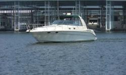 2000 Sea Ray 40 SUNDANCER Great boat, watch this video http://youtu.be/L2ID1z7FfM8Call Dustin @ 405-918-7822 or (click to respond) For more information please call: (918) 782-3277 or call us toll-free at: (888) 510-8204 and reference stock number: 104325
