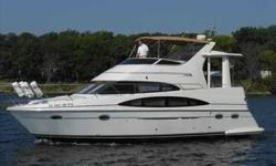 2001 Carver 396 AFT Very nice large motoryacht. This 396 provides a large amount of nice interior space that makes a great live aboard. For more information please call: (918) 782-3277 or call us toll-free at: (888) 510-8204 and reference stock number: