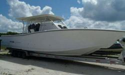 2009 Millennia M490 Custom Power Cat A great boat hull! With Plenty of room for entertaining or for serious tournament fishing this truly is a the rolls royce of center console power cats. Project boat. Owner has upgraded boats to another custom boat and