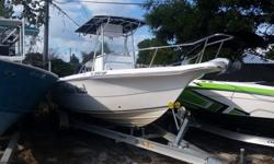 2004 Sea Fox 23' with 200 Suzuki and only 500 hours. Trailer included along with stereo with 2 subwoofers. This boat has just been traded in and wont last long at this price!!!!Call Dan 850-736-XXXX