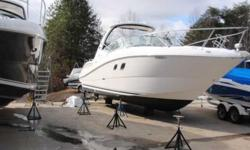 2008 Sea Ray 310 SUNDANCER 2008 Sea Ray 310 Sundancer! 2008 Sea Ray 310 Sundancer Located in a covered slip on Lake Lanier, Ga is in like new condition. White hull powered by twin 350 MAG MPI engines with Bravo III drives with approx. 50 hrs. Includes