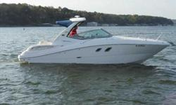 2008 Sea Ray 310 SUNDANCER Great boat with DTS loaded, only 120 hours on twin 350s, call Dustin 918-782-3277 here is video of the boat For more information please call: (918) 782-3277 or call us toll-free at: (888) 510-8204 and reference stock number: