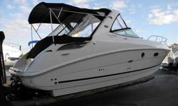2011 Sea Ray 310 SUNDANCER ***This is a Brokerage Boat*** This is a barn kept low hours boat that is in terrific condition. It is an Axius Joystick controlled boat which make docking an easy and fun thing to do. This boat has an aft shade for your