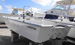 The LV19 is the catamaran skiff that puts other skiff to shame with a ride and performance that turns heads and makes smiles. You?ll get incredible fuel economy with the LV19 on minimal engine power with performance in chop and even offshore that will