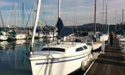 2002 25' Catalina 250 Sailboat for saleThe interior and exterior of the boat are very clean and well maintained - ready to take out sailing. It comes with all of the stock amenities that Catalina provides with the boat, as well as a some extras. Perfect