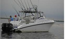 2006 FOUNTAIN 33 SFC Sportfish Cruiser, 2006 FOUNTAIN 33 SFC Sportfish Cruiser (LOADED!) QUESTIONS OR AN APPOINTMENT PLEASE CALL JOHN 845-401-4241 This is a 2006 Fountain 33 SFC Sportfish Cruiser. Powered by twin 275HP Mercury Verado Outboards with only