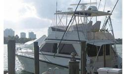 Contact Ned Bruck for more details. Office: 954.763.3971 Cell: 305.282.4003 Email: (email removed) Listing originally posted at Http://www.boatquest.com/All/Manufacturer/Category/Length/3559/Feet/USD/1/boats.aspx