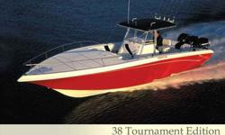 Tournament fish hook, head, vacu flush enclosed inside console head, vacu flush w/ overboard discharge, fan oscillating head, fans oscillating (2) in cabin, freshwater wash down, jumper cable w/ receptacle, ladder swim, breacket mount, life jacket storage