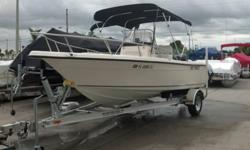 2007 2020 key west with Suzuki 140 4 stroke and brand new road king aluminum tailer. Fish finder, hydraulic steering , Bimini top and much more . Nice center console inland or offshore boat.runs great ready to go fishing .hook up and go. 18499 plus tax