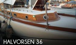 Actual Location: Honolulu, HI - Stock #094758 - If you are in the market for a sloop sailboat, look no further than this 1950 Halvorsen 36, just reduced to $69,000.This vessel is located in Honolulu, Hawaii and is in great condition. She is also equipped