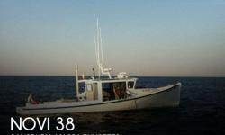 Actual Location: Salisbury, MA - Stock #080572 - Motivated Seller on this classic lobster / tunaboat with many upgradesThis is a turn-key boat ready to hunt on the ocean today! The owner has used her for tuna fishing and many upgrades have been done.