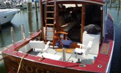 MUST SELL....CLASSIC EGG AT IT'S FINEST...Owner has done major updates and has all records. just recently hauled and painted. Dual station... lots of new features: Port engine new in 2005, Stbd was rebuilt. New bilge pumps, new Holding tank, new