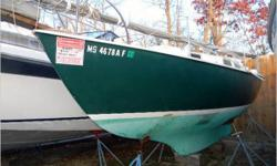 """CURRENT PRICE"" IS A GUIDE.  ALL OFFERS RESPECTFULLY CONSIDERED. General Description This is the ever popular Bristol 24 Corsair - a safe, solid built pocket cruiser. Hundreds were built by Bristol Yachts in Rhode Island. This Paul Coble"