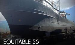 Actual Location: Ewa Beach, HI - Stock #067927 - 3,500 Gallon Fuel Tank: Solid Steel Vessel Ready for Conversion into a Dive, Charter or Commercial Fishing Boat.This strong steel hull vessel is ready for long distances and extended fishing excursions.