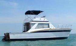 All offers, delivery sharing. and trades under 30 ft considered (LOCATION: Englewood FL) The Chris-Craft 40 Corinthian Flybridge Sedan harkens back to the days when mahogany was king and fiberglass a fad. Here is your chance to own an excellent example of