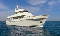 (LOCATION: Fort Lauderdale FL) This 102 Breaux Bay was originally designed for offshore crew boat work for open ocean up to 100 miles offshore including load line assignments.  Was also used as a liveaboard dive charter, and finally a small casino