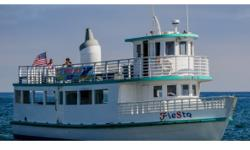 1985 Custom Double Decker Harbor Cruiser Beautiful 1985 Custom Fiesta Harbor Cruiser Twin cummings diesel 600 hp used in fresh water and salt water Great for family or businesses AM-FM Tour Boat CG Approved Currently located in Wilmington CA Financing