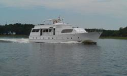 Classic Broward motoryacht - ideal for personal cruising, live aboard or passenger charter U.S. Coast Guard inspected for up to 52 passengers - perfect for large parties Equipped with latest navigation and safety equipment Fully air conditioned -