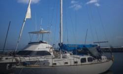 Actual Location: Honolulu, HI - Stock #057823 - If you are in the market for a sloop sailboat, look no further than this 1970 Cascade 42 Masthead Sloop, just reduced to $35,300 (offers encouraged).This vessel is located in Honolulu, Hawaii and is in good
