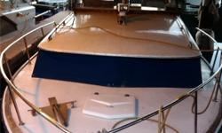 1964 Classic Fairliner 32 SFL 32 ft. Fairliner Cabin Cruiser ready to cruise today. Excellent condition inside and out. Low hours on the Crusader 250 engine. There is a 2017 written survey certifying fitness for service by a licensed expert. Currently